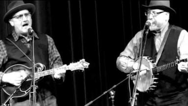 Mike Compton and Joe Newberry